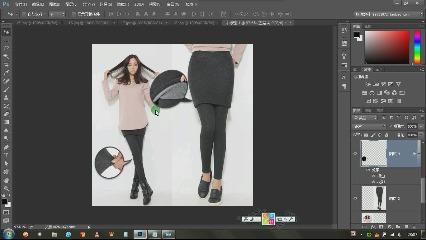 第8课:图层蒙版商品图设计