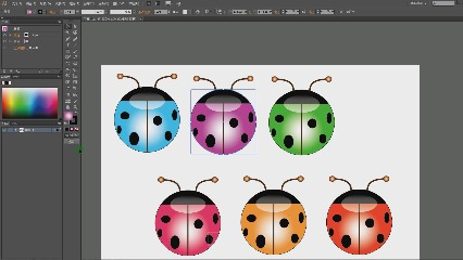 Illustrator CC 2015.3 速成到精通教程