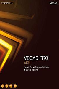 Vegas Pro 16 Edit专业基础版教程